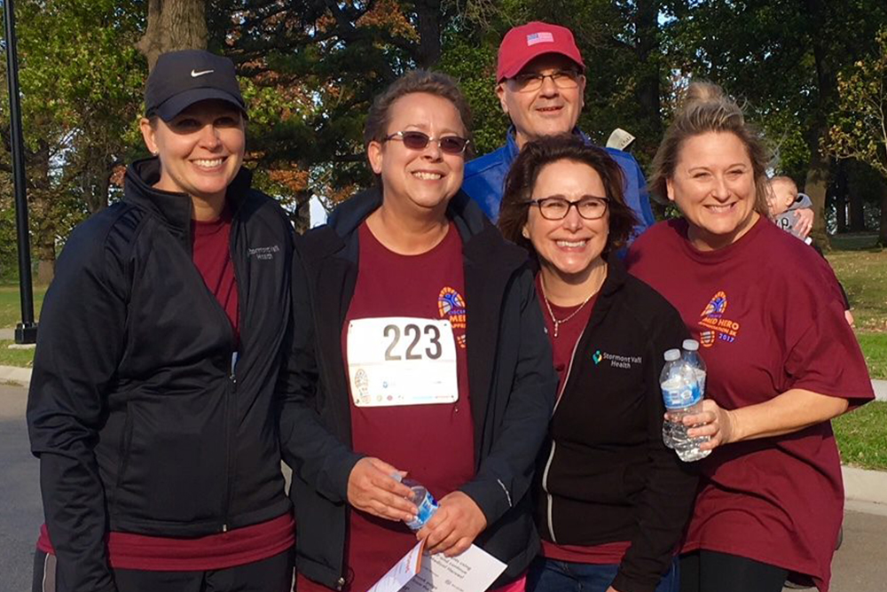Stormont Vail Health Celebrating Community Nurses With 5K Fun Run
